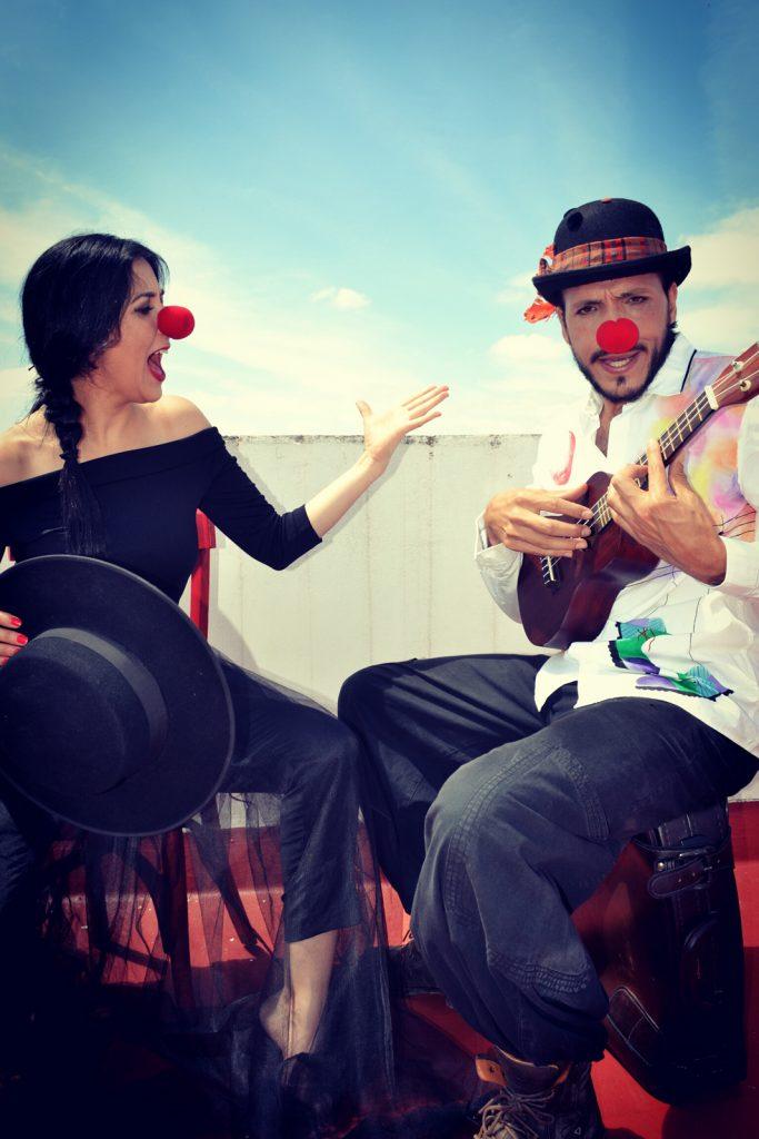 © Felix Vazquez Flamenclown de Laura Vital y Fran Caballero. Buenasombrafilms