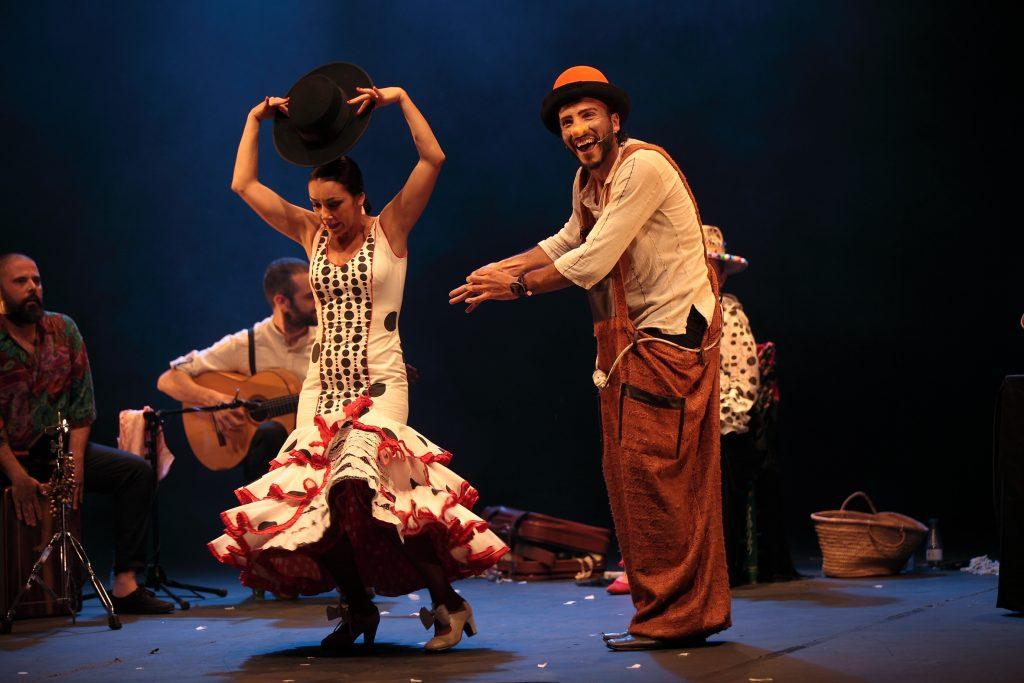 Flamenclown de Laura Vital y Fran Caballero. Buenasombrafilms