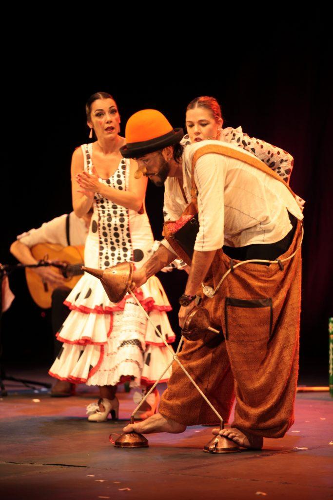 Flamenclown de Laura Vital y Fran Caballero