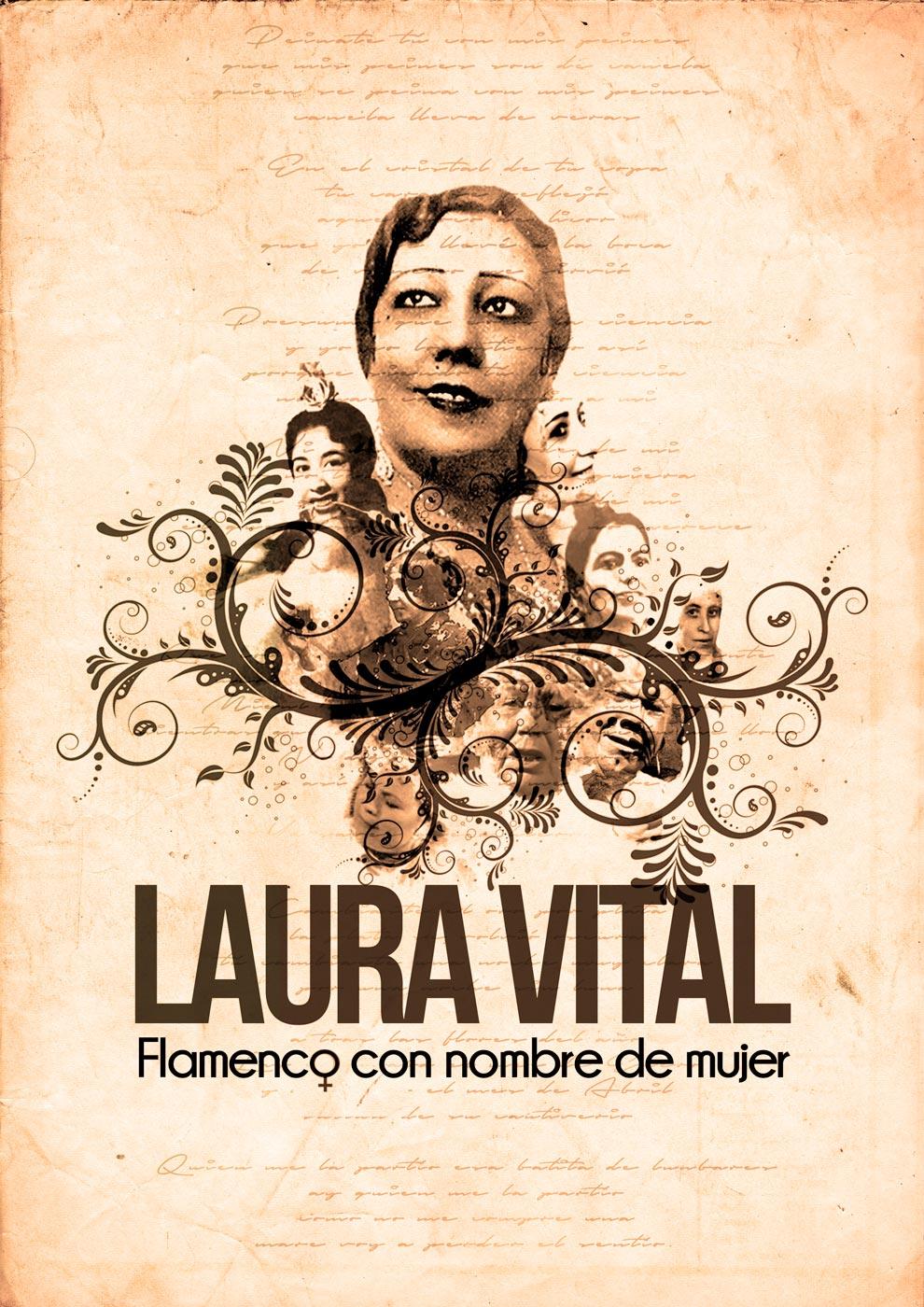 © FÉLIX VAZQUEZ Flamenco con nombre de mujer